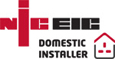 NICEIC Domestic Installer Logo
